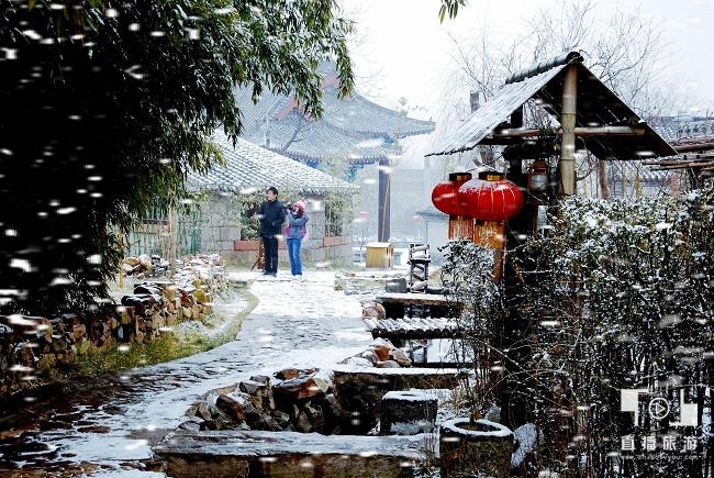 <span>竹泉村——雪景</span>