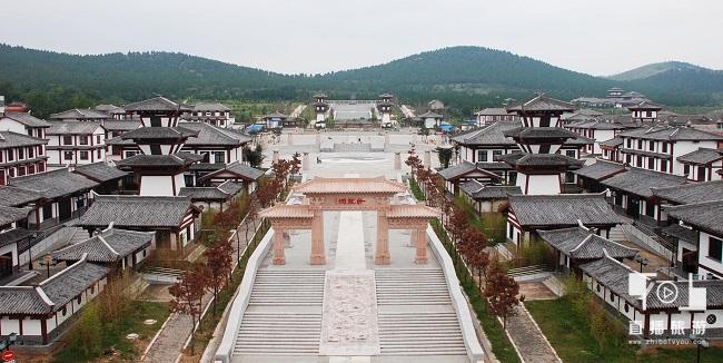<span>诸葛亮文化旅游区</span>
