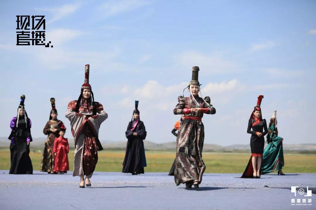 第十五届蒙古族服装服饰艺术节金莲花季预选赛